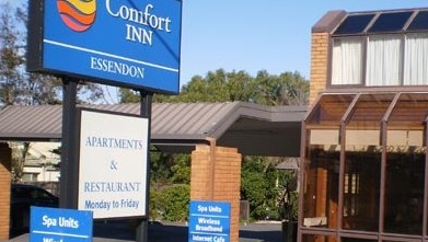 Comfort Inn  Suites Essendon - Accommodation Melbourne