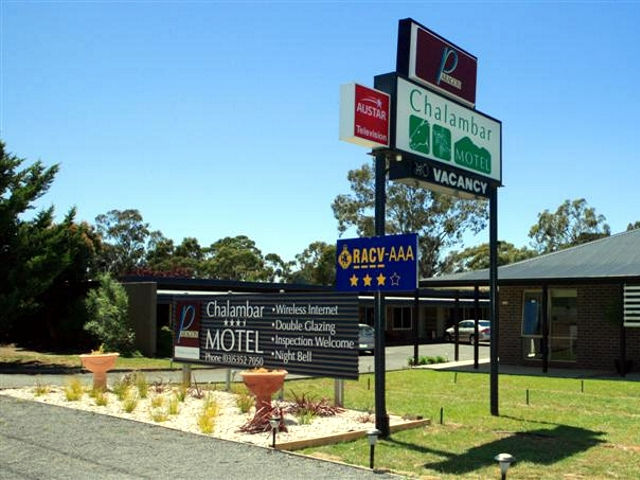 Chalambar Motel - Accommodation Melbourne