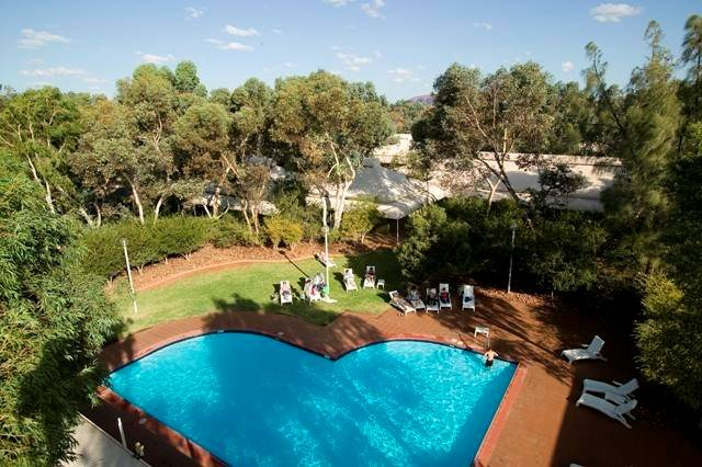 Outback Pioneer Hotel - Accommodation Melbourne