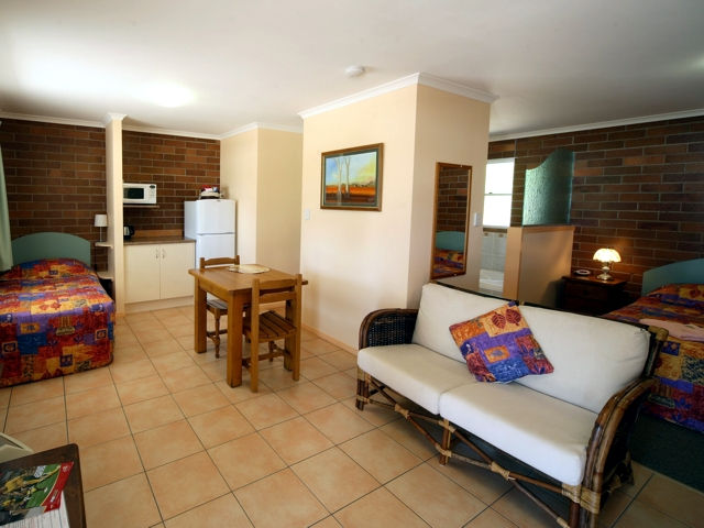 Rubyvale Motel  Holiday Units