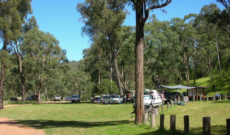 Washpools campground - Accommodation Melbourne