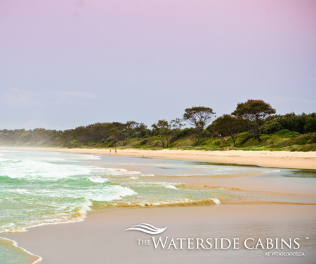 Waterside Cabins at Woolgoolga - Accommodation Melbourne