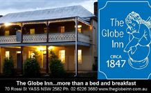 The Globe Inn - Accommodation Melbourne