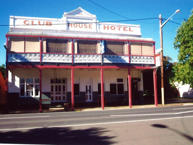 Club House Hotel - Accommodation Melbourne