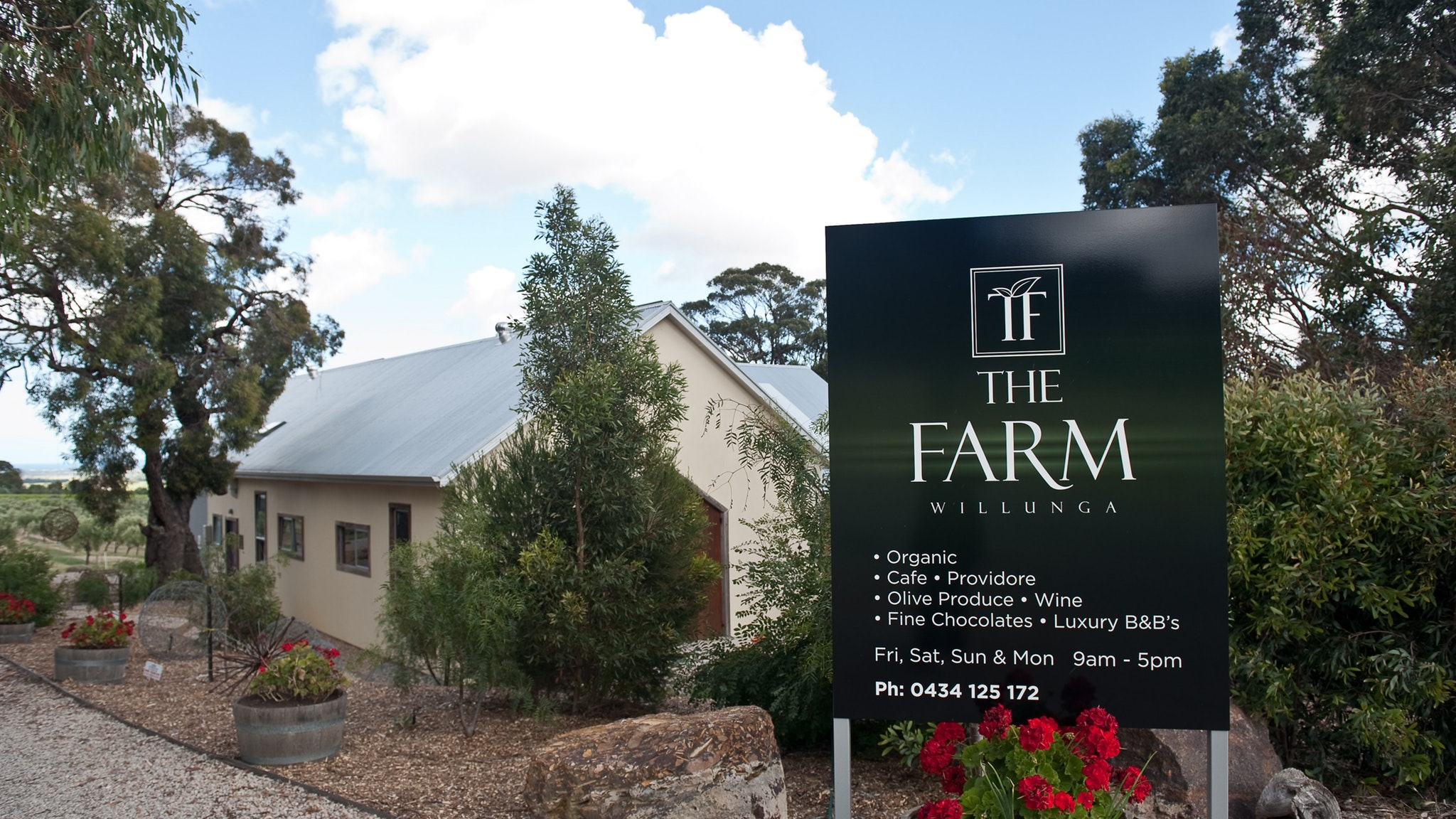 The Farm Willunga - Accommodation Melbourne
