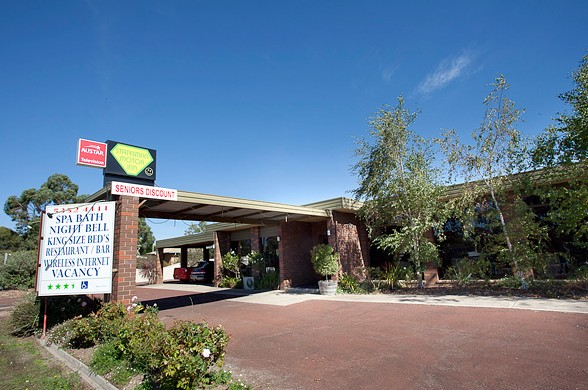 Statesman Motor Inn - Accommodation Melbourne