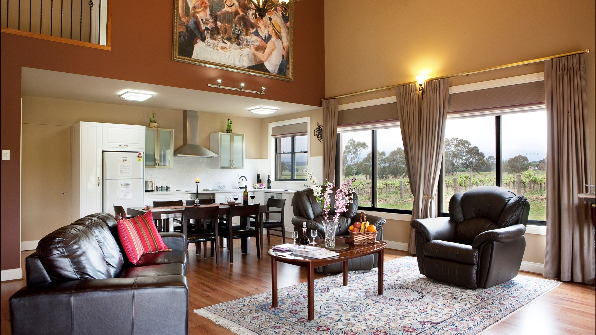 Barossa Shiraz Estate - Accommodation Melbourne
