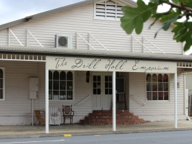 Drill Hall Emporium - The - Accommodation Melbourne