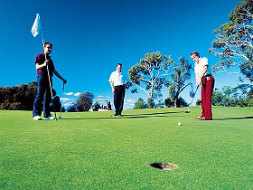 Ouse Country Club - Accommodation Melbourne