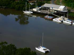 Port of Maryborough - Accommodation Melbourne