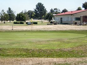Campbell Town Golf Club - Accommodation Melbourne
