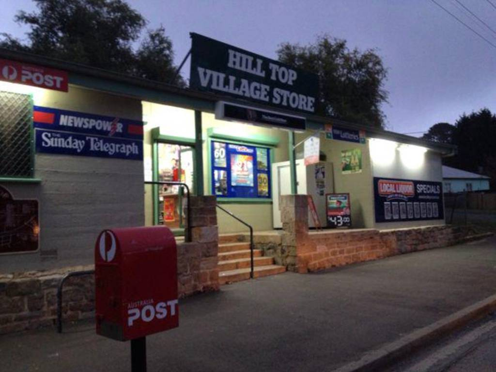 Hill Top Village Store - Accommodation Melbourne